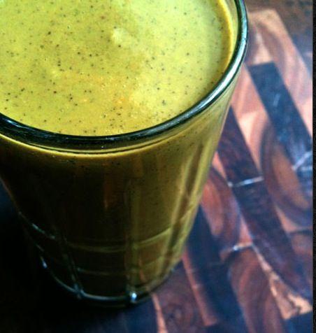 Smoothie recipe hemp cocoa