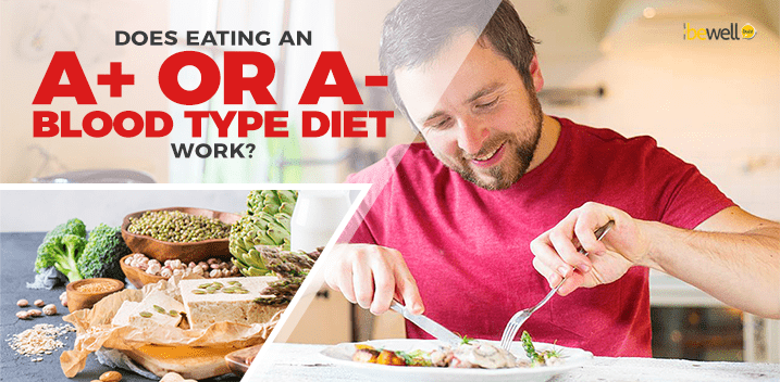 why does the blood type diet work