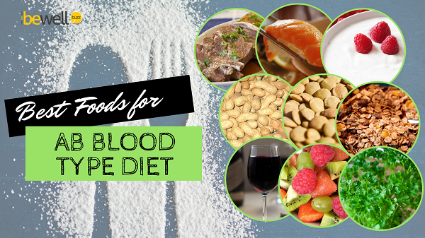 Eating For Your Blood Type: AB+ & AB- | Diet Tips