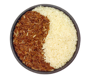 Brown Rice vs White Rice: Benefits and Cautions