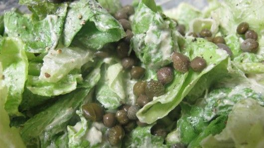 Raw Vegan Creamy Caesar Dressing