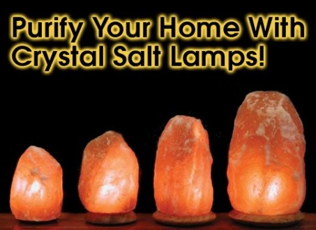 Surprising Salt Lamp Benefits You Should Know
