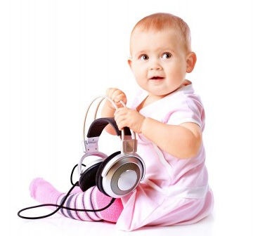 baby-and-music