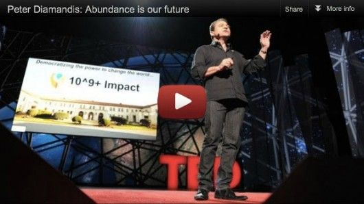 Peter Diamandis: Abundance is our future