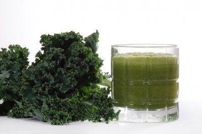 Kale – Best Vegan Source of Iron