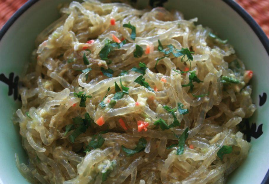 Kelp Noodles - Healthy Alternative - Be Well Buzz