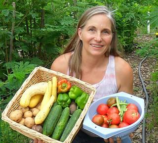 Marjory-gardening