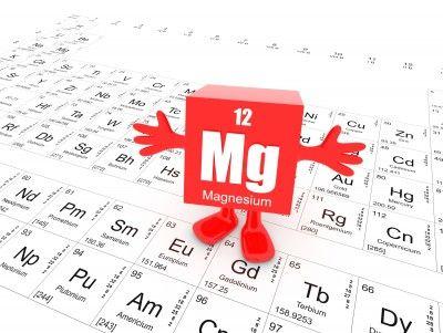 Oxygenated Magnesium