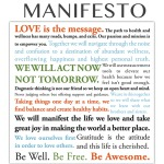 BeWellBuzz Manifesto