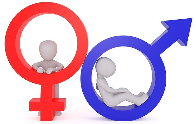 MENTAL STRESS_the difference of gender