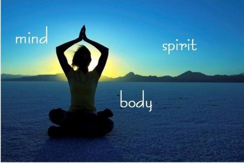 Healing Spirit, Soul and Body