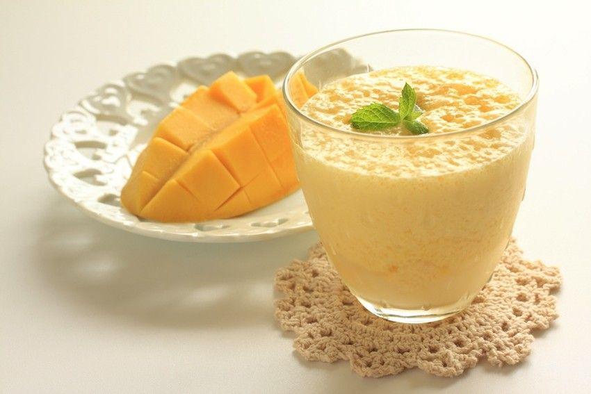 Raw Recipe: Energizing Mango Bubble Drink