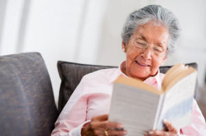 Read Books to Preserve Your Memory in Old Age