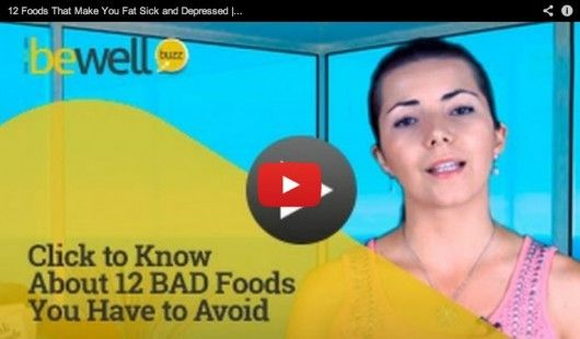 12 Foods That Make You Fat, Sick and Depressed