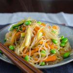 Shirataki Noodles – A New (Old) Zero-Carb Pasta