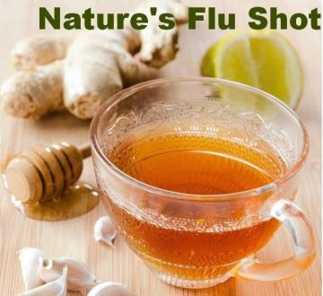 Beat The Flu: 3 Ways to Boost Immune System