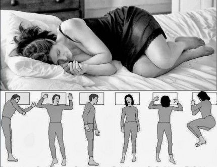 7 Sleeping Positions and Their Effects On Your Health