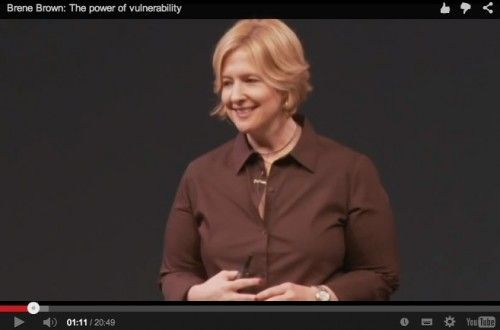 Brene Brown: The Power Of Vulnerability