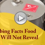 Disturbing Facts Food Labels Will Not Reveal