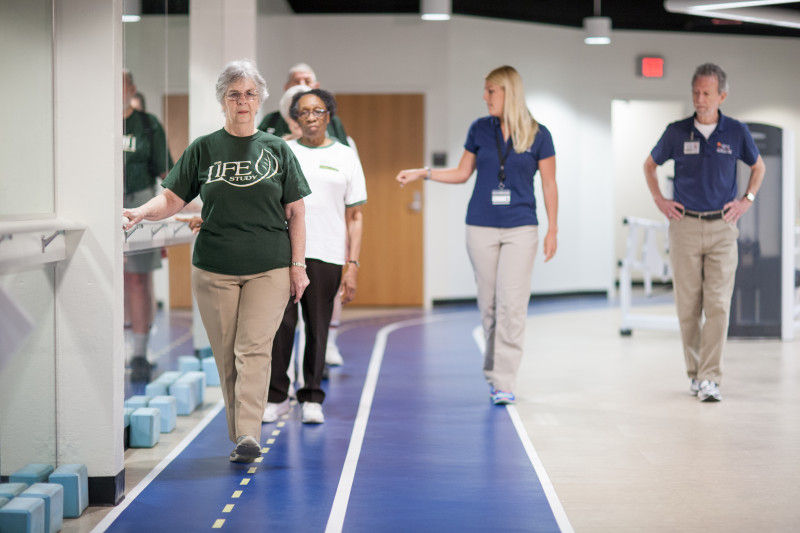 Exercise Can Help Elders Maintain Mobility and Independence