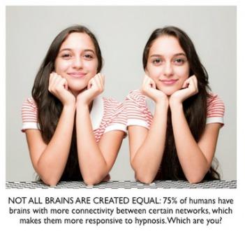 hypnosis brain