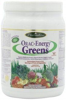 Orac energy greens