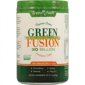 Green Foods-Green Fusion
