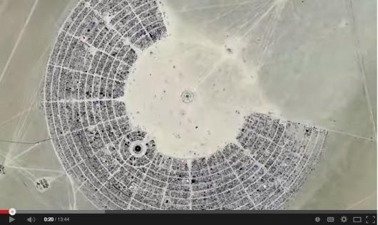 DREAM – Glimpse Into The Art & Culture Of Burning Man