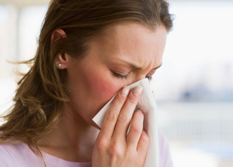 How To Clear Stuffy Nose In Just One Minute