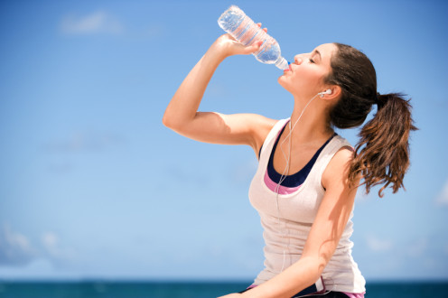 Why Bottled Water May Be MORE Fattening Than Soda
