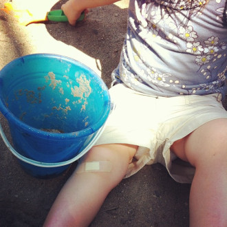 Proper First-Aid Treatment for Scrapes and Cuts