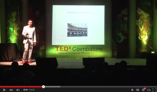 Ravi Mantha Ted Talk