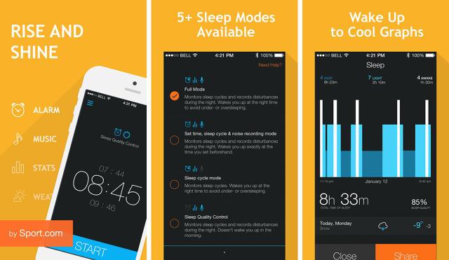 Smart Alarm Clock