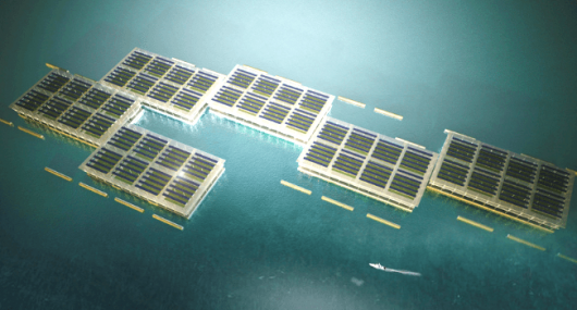 Sustainable Farming & The Floating Solar Farm