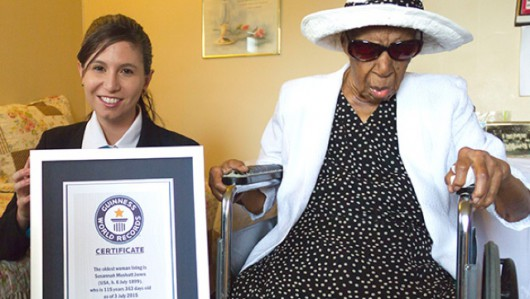 The Oldest Woman Alive On How To Live Forever