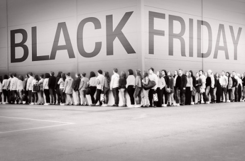 Consumer Culture: The Frenzy of Black Friday
