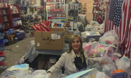 Holiday Cheer for Poor Kids in NYC
