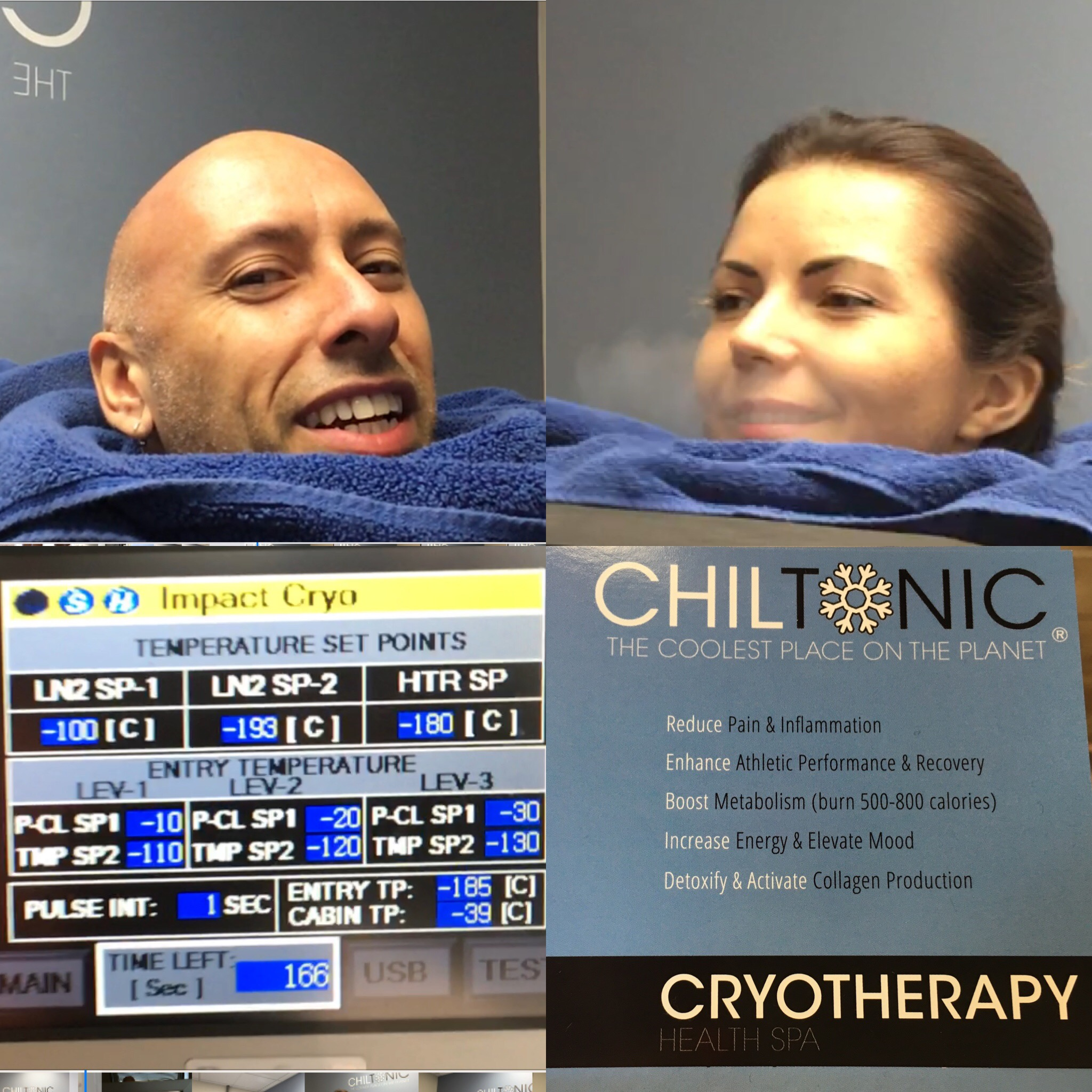 The 7 Powerful Cryotherapy Benefits You Need | BeWellBuzz