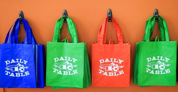 Doug Rauch, former president of Trader Joe's has founded a new low-cost health food store called Daily Table. The first store opened in Boston on June 4, 2015.
