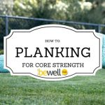 Planking for Core Strength