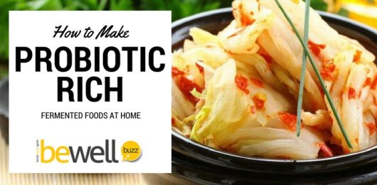 How To Make Probiotic Rich Fermented Foods At Home