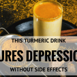 This Turmeric Drink Treats Depression Without Side Effects