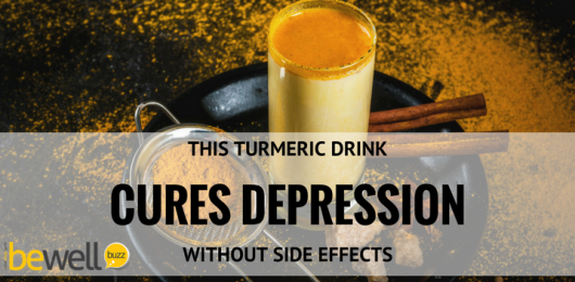 Turmeric, treat depression