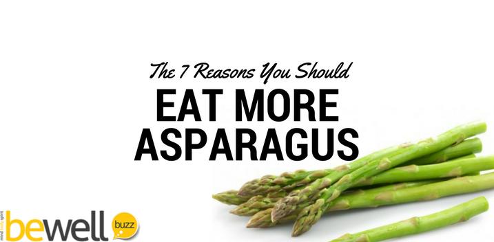 asparagus benefits