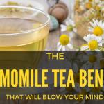 The Surprising Ways Chamomile Tea Benefits Your Health
