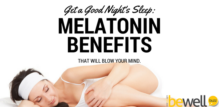 melatonin benefits