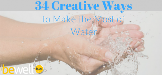 34 Creative Ways to Make the Most of Water