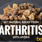 Get Natural Relief from Arthritis with Myrrh