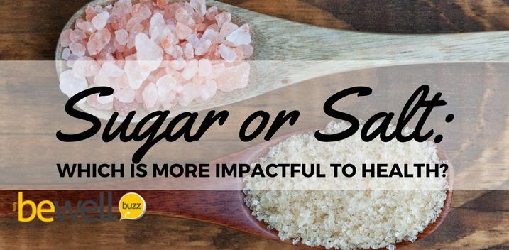 sugar or salt