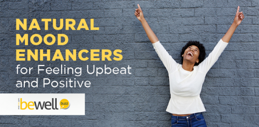Natural Mood Enhancers for Feeling Upbeat and Positive